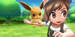 "Einblicke in ""Pokemon Let's Go""."