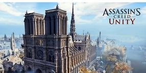 "Notre-Dame im Videospiel ""Assassin's Creed Unity""."