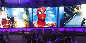 Sony Playstation E3-Party in Los Angeles.