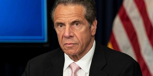Der Gouverneur des US-Staates New York, Andrew Cuomo.