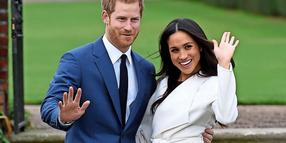 Prinz Harry und Meghan Markle heiraten am 19. Mai.