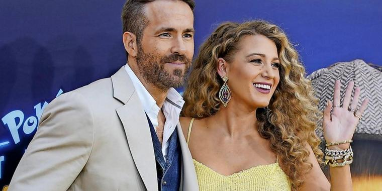 Blake Lively und Ryan Reynolds.