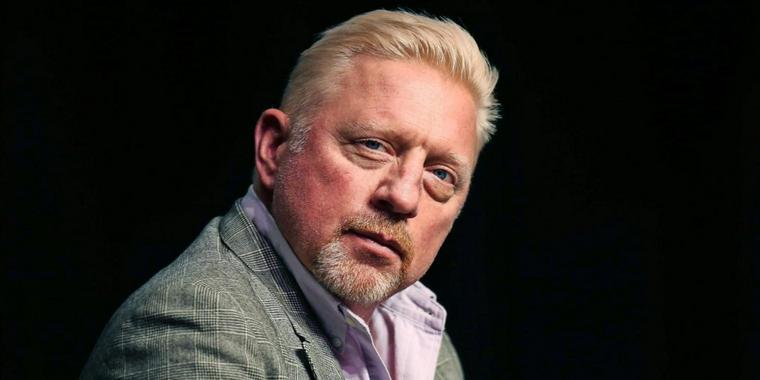 Tennis-Legende Boris Becker.