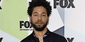 TV-Star Jussie Smollett.
