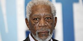 Hollywood-Legende Morgan Freeman
