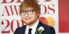 Ed Sheeran hat angeblich geheiratet.
