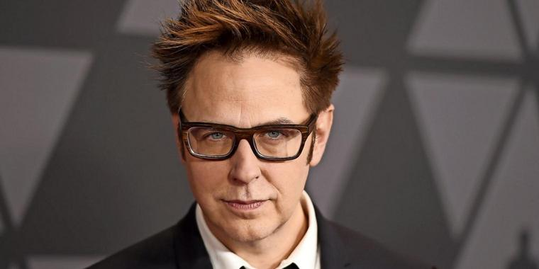 Regisseur James Gunn.