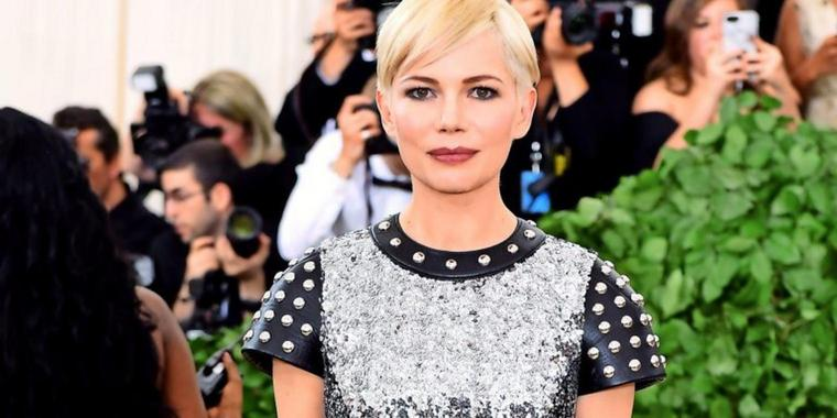 Michelle Williams hat heimlich geheiratet.