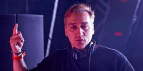 Der deutsche Star-DJ Paul van Dyk.