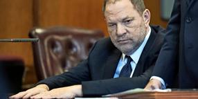 US-Filmproduzent Harvey Weinstein.