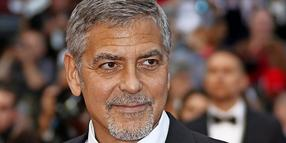 Hollywood-Star George Clooney.