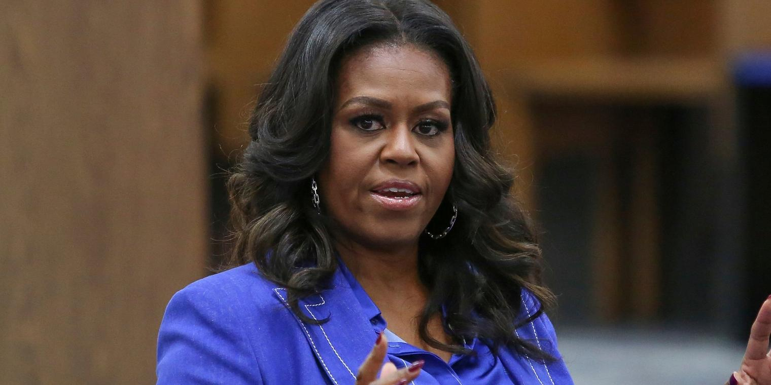Michelle Obama, ehemalige First Lady der USA.