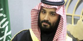 Mohammed bin Salman im Hauptquartier der Vereinten Nationen in New York (Archivfoto).