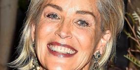 Sharon Stone bei der Womens Suffrage Gala in Los Angeles