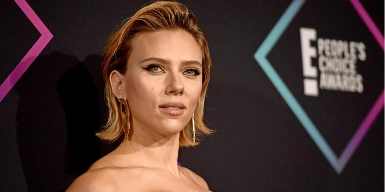 "Scarlett Johansson setzte sich in der Kategorie ""Female Movie Star"" durch."