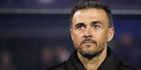 Spaniens ehemaliger Nationaltrainer Luis Enrique.
