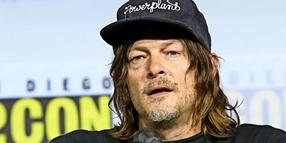 """The Walking Dead""-Star Norman Reedus."