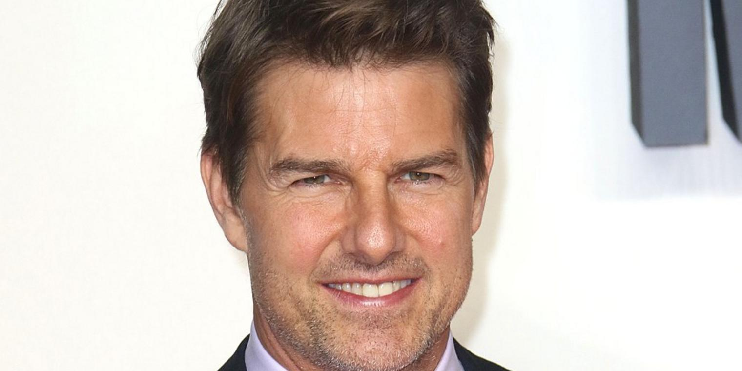 """""""Mission: Impossible""""-Star Tom Cruise."""
