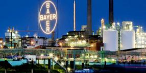 Das Bayer-Werk in Leverkusen.
