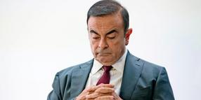 Ex-Automanager Carlos Ghosn sitzt in Haft.