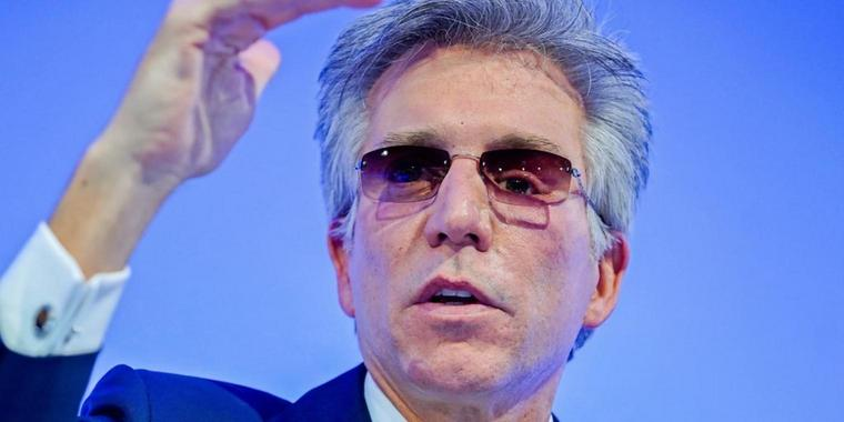 Bill McDermott, Vorstandssprecher des Softwarekonzerns SAP, verdient am meisten.
