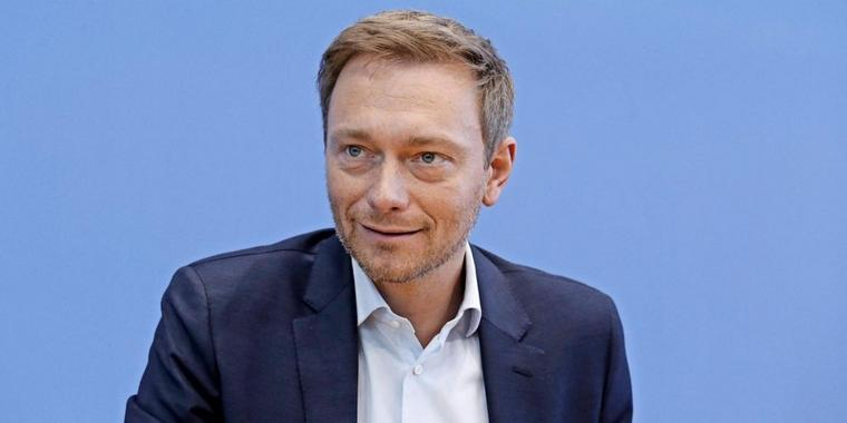 FDP-Chef Christian Lindner