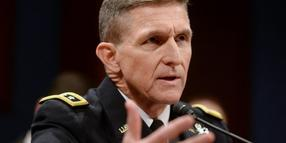 General i.R. Michael Flynn.