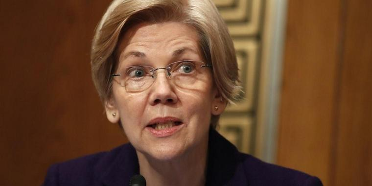 US-Senatorin Elizabeth Warren