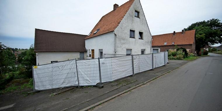 Das Horror-Haus in Höxter.
