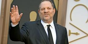 Produzent Harvey Weinstein.