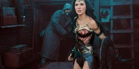 "Heldenhaft: Gal Gadot als ""Wonder Woman"""