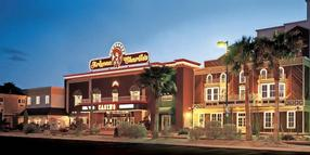 Der Tatort, das Arizona Charlie's Decatur Hotel und Casino in Las Vegas.