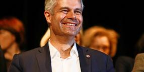 Der Anti-Macron: Laurent Wauquiez, neuer Chef der Republikaner.