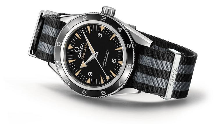 Limited Edition: Die Omega Seamaster 300