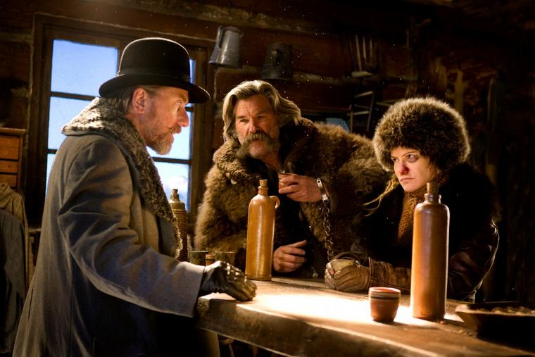 """The Hateful 8"" von Quentin Tarantino"