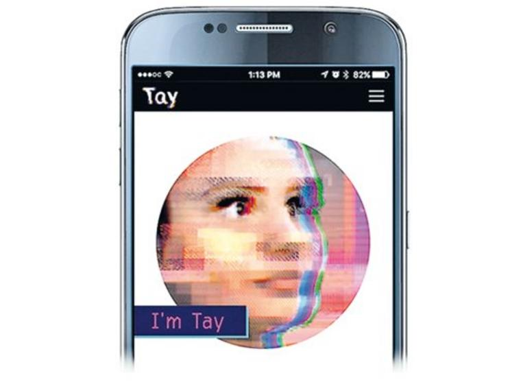 Gescheitertes Experiment: Microsofts Chatbot Tay