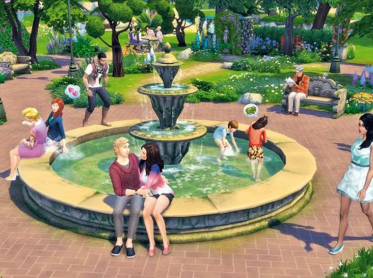"""Gamification: """"Die Sims"""""""