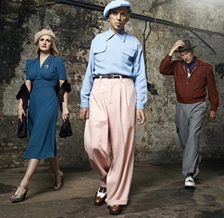 Let the Record Show_Dexys do Irish and Country Soul