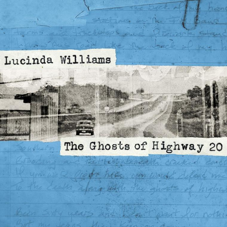 Lucinda Williams_Ghosts of Highway 20