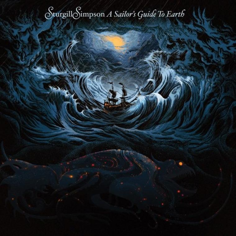 Sturgill Simpson_A Sailors Guide to Earth