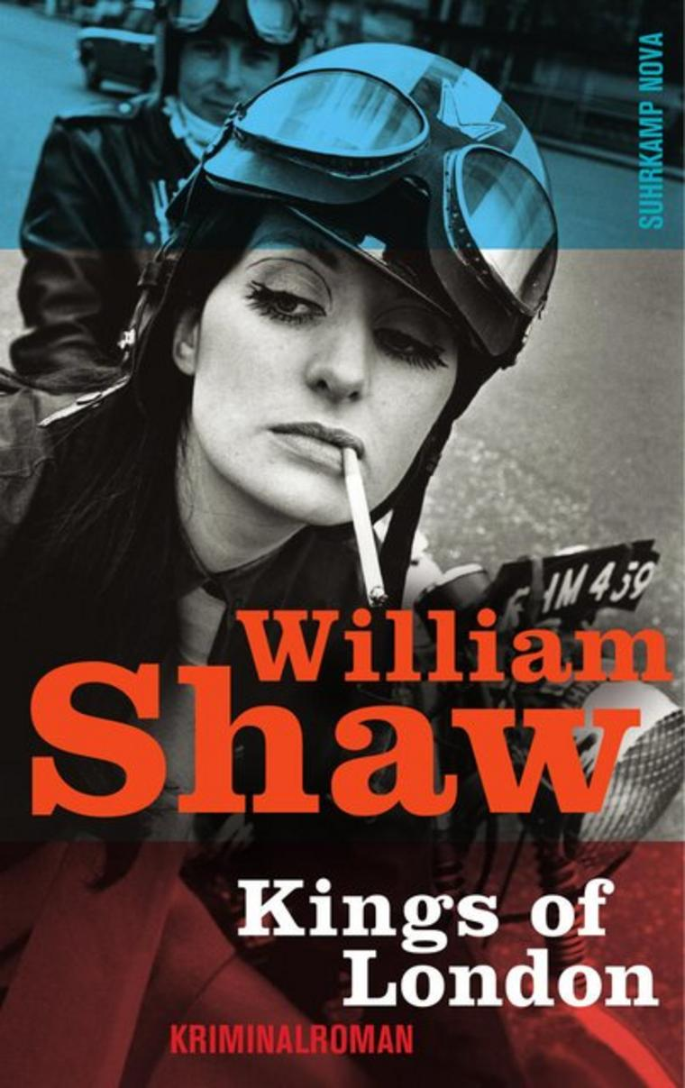 cover Shaw