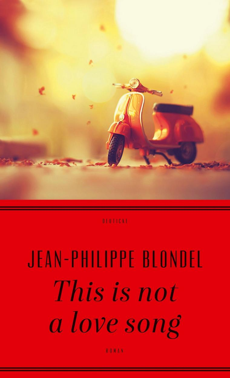Jean-Philippe Blondel_This is not a love song