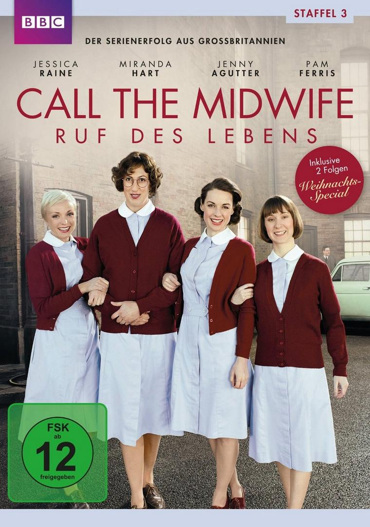 """""""Call the Midwife"""", Staffel 3"""
