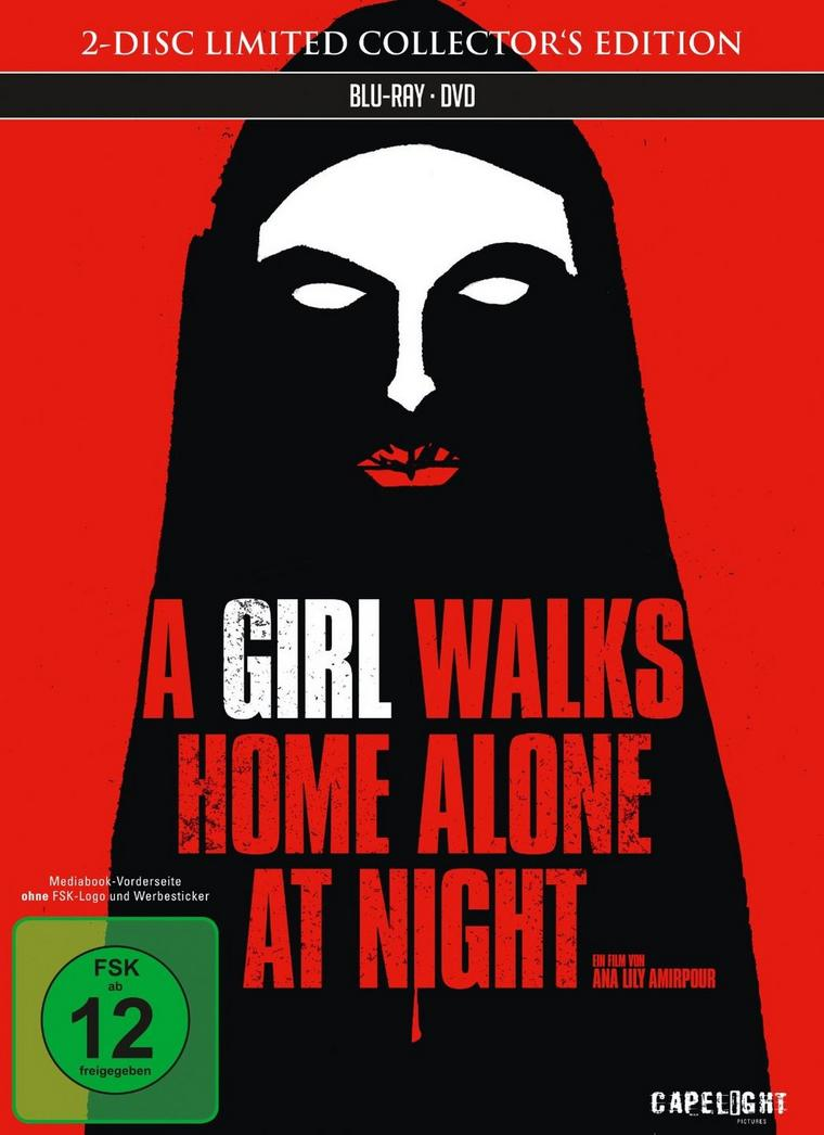 """""""A Girl Walks Home Alone at Night"""""""