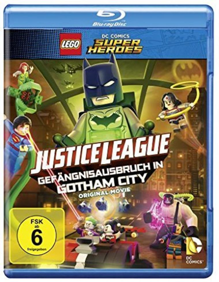 Justice League – Gefängnisausbruch in Gotham City