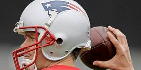 New-England-Patriots-Quarterback Tom Brady.