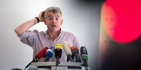 Ryanair-Chef Michael O'Leary.