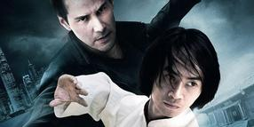 """Man of Tai Chi"" mit Keanu Reeves (links) und Chen Lin-Hu."