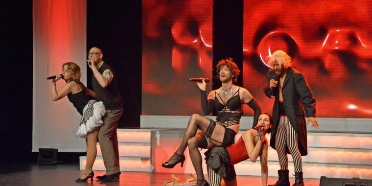 Tolle Songs, tolles Ensemble: Die Musical Highlights in Gifhorns Stadthalle kamen gut an.