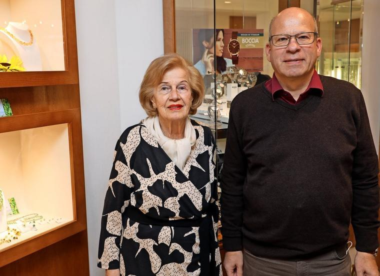 Jewelers anniversary: Boss Brunhilde Keizer is much from retiring